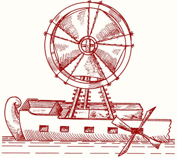 Windmuehlenboot